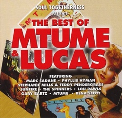 V.A. - The Best Of Mtume & Lucas - Complete CD