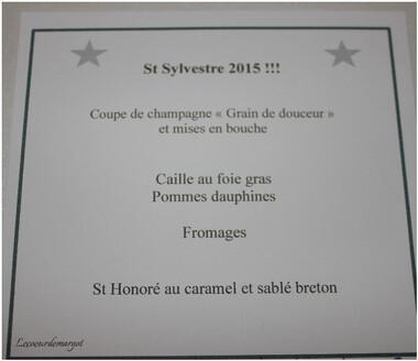St Sylvestre 2015