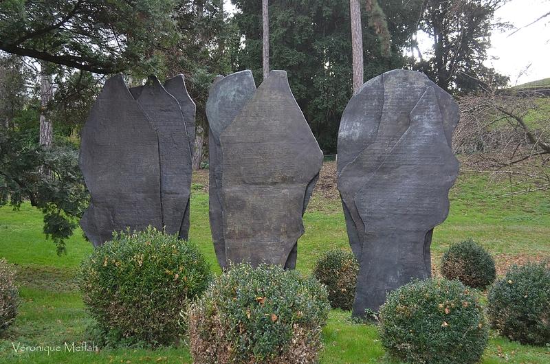 Hommage à Saint-John Perse dans le Jardin des Plantes - Paris
