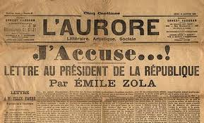"""J'Accuse"" : l'affaire Dreyfus"