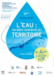 10e semaine de l'eau FONLABOUR