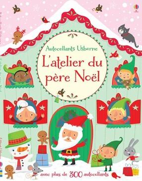 Trio 100 % Noël des éditions Usborne