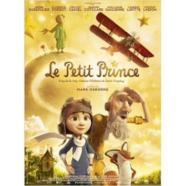 Le Petit Prince - Véritable Affiche De Cinéma Pliée - Format 120x160 Cm - De Mark Osborne Avec Les Voix De A. Dussollier, F. Foresti, V. Cassel, M. Cotillard, G. Gallienne, V. Lindon, L. Lafitte- 2015