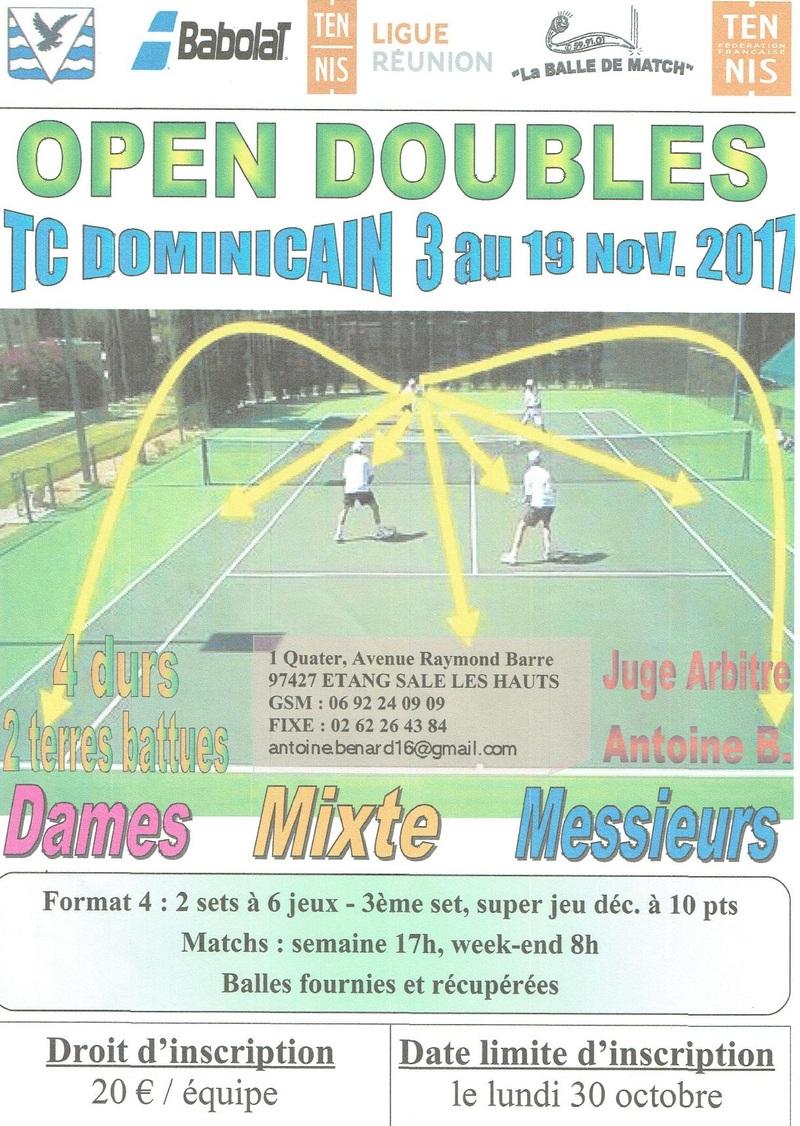 TC Dominicain, Doubles