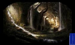 paysages fantastiques/féeriques