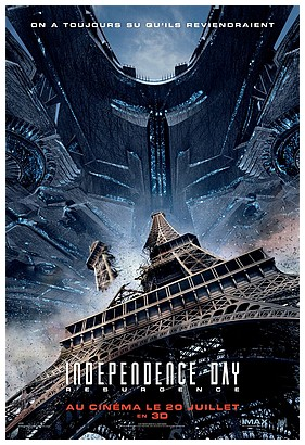INDEPENDANCE DAY : RESURGENCE