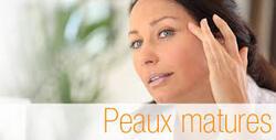Huiles essentielles pour peau mature