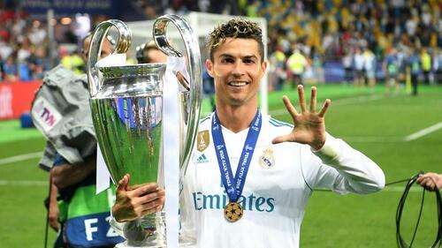 Menurut Pique, Terpuruknya Madrid Disebabkan oleh Kepergian Ronaldo