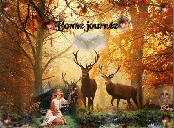 Bonjour et bon Samedi à ****toutes et tous**** bisous Dany *** - La  Provence mon Eden