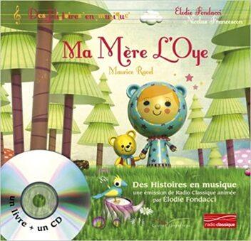 Musique: Le conte de Ma mère l'Oye sur la musique de Ravel