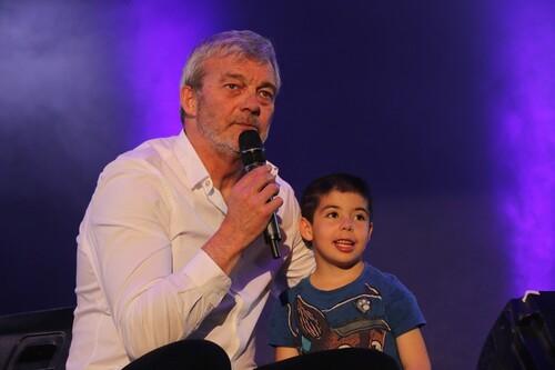 Concert de Pierre Lemarchal