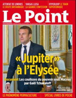 MACRON LE JUPITER FRANCAIS