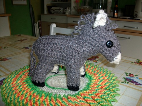 Aliboron, mon âne !