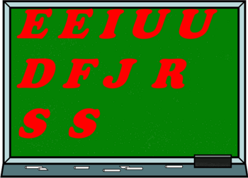 (Jeu de lettres n°121)
