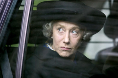 Helen Mirren dans The Queen