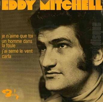 Eddy Mitchell, 1968
