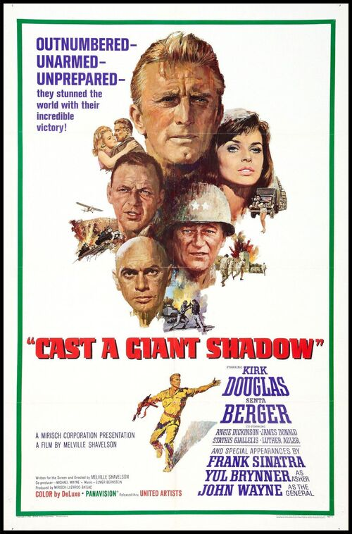 1966/Cast A Giant Shadow