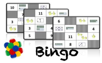 Bingo des maternelle