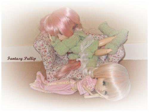 Pinku et Hime
