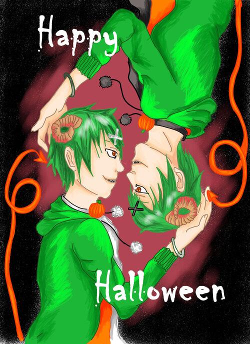 Fanart Halloween