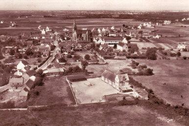 Quelques photographies anciennes de l'école
