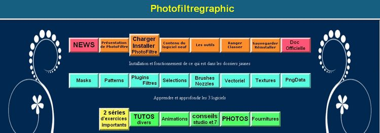 Où télécharger Photofiltre Studio ou Simple