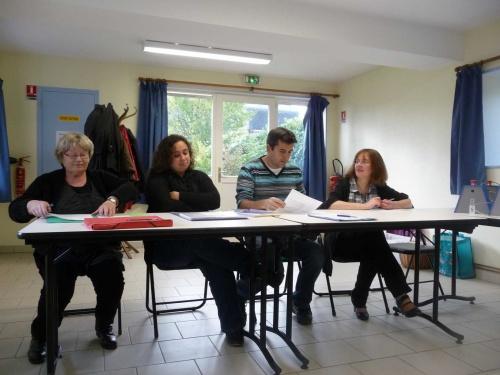 Assemblée Générale du 3 novembre 2012