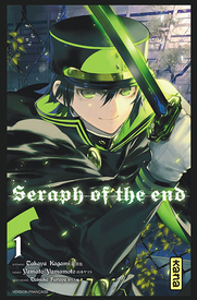 Seraph of the End -1- Tome 1