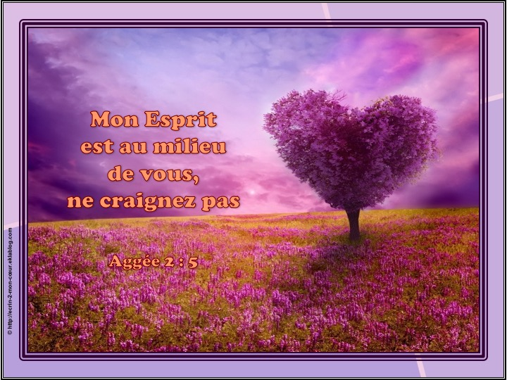 Ronde Versets du coeur 73