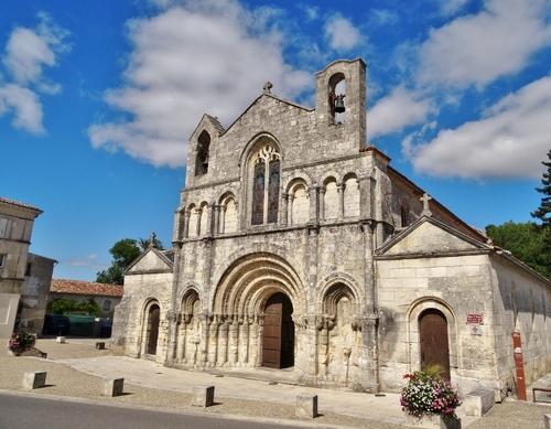 Brouazes et Pons en Zarente-Maritime (photos)