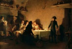 Le Souper de Beaucaire .......Napoléon Bonaparte.1793
