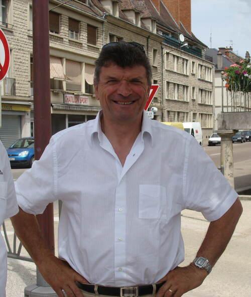 Bernard Thévenet..