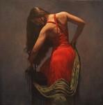 Art - Peintre Multiple - Peinture Danse Flamenco _ by Anais_Hanahis
