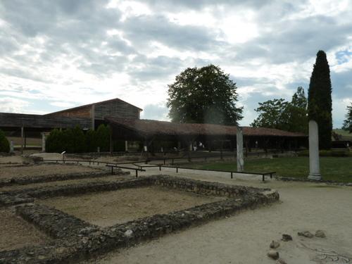 Villa gallo romaine de Séviac