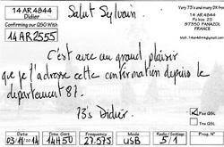 TOUR DE FRANCE EN QSL