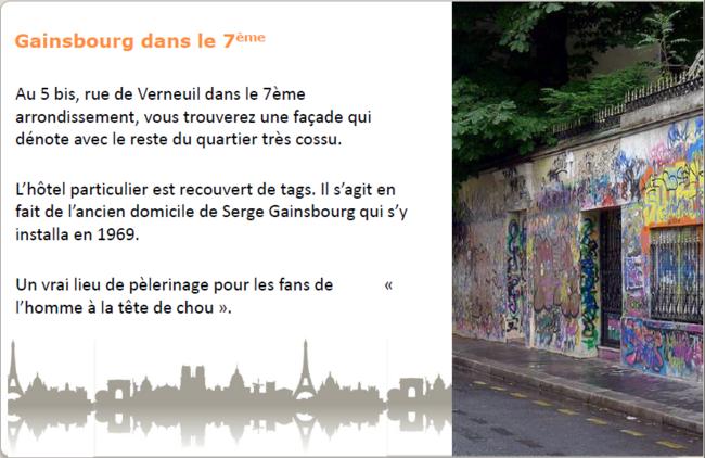 6A-    (Anecdotes insolites sur Paris)