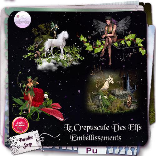 Le Crépuscule des Elfs