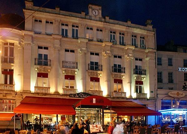 Angers - place du Ralliement