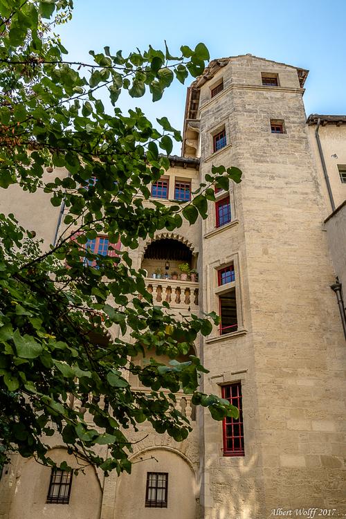 Occitanie  2017 - A l'ombre du  Duché  - fin