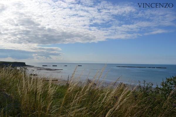 Normandie plages du débarquement arromanche