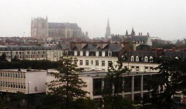 Quelques nouvelles de mes vacances à Nantes