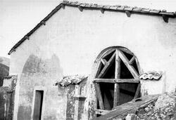 Ext, façade et porte renforcée