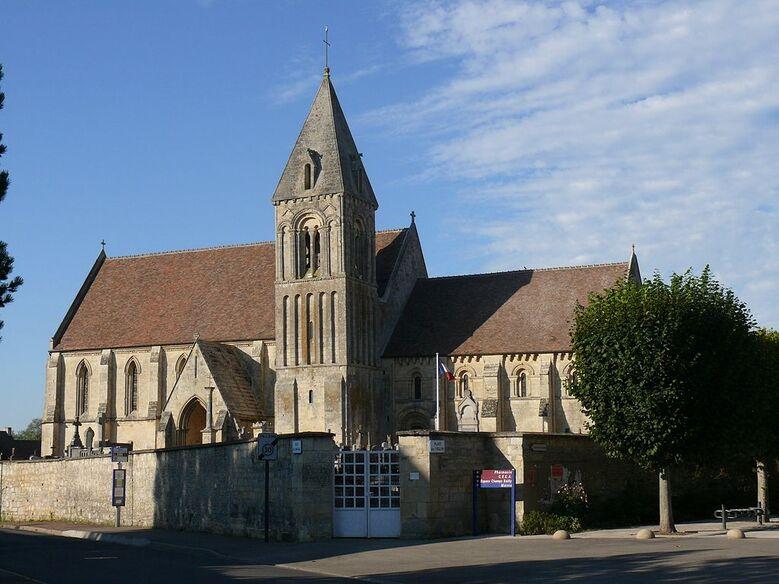 Saint-Contest - Église Saint-Contest - 1.jpg
