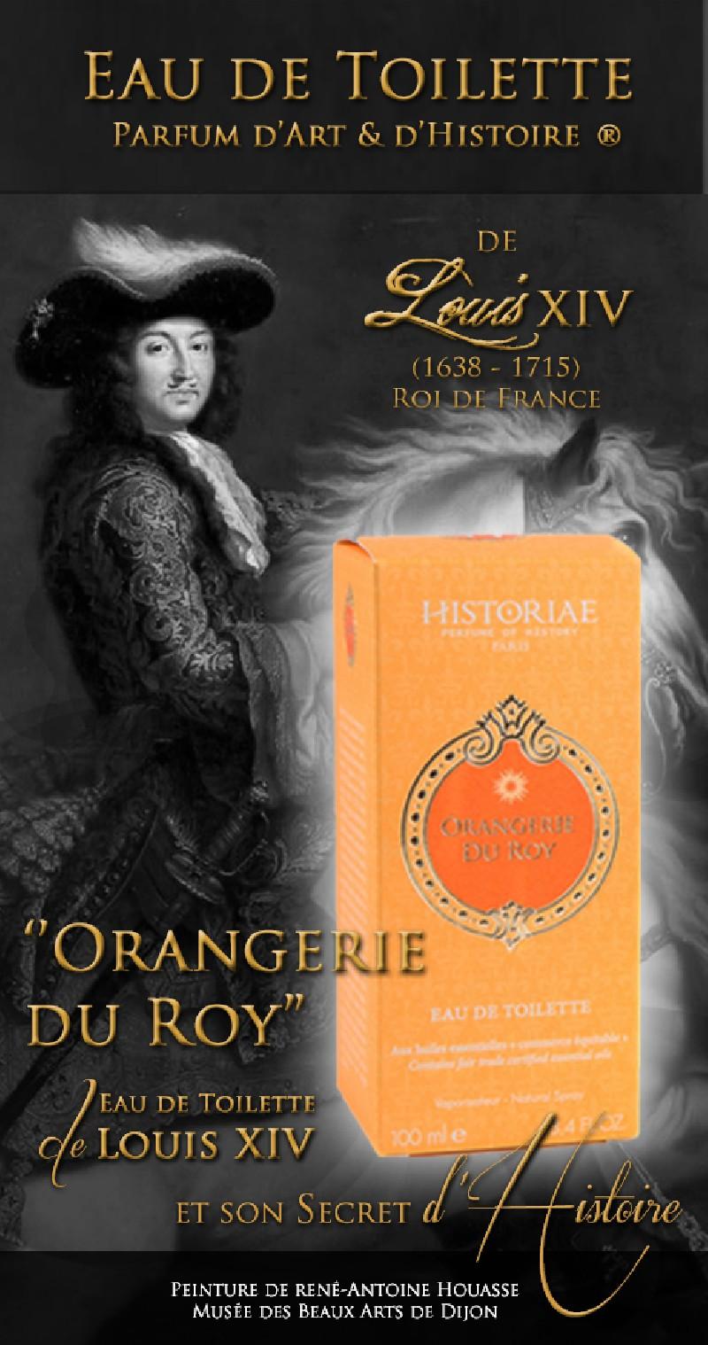 """Résultat de recherche d'images pour """"image parfum la fleur d'oranger de Louis XIV"""""""
