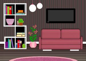 Jouer à Amajeto - Room with shelves