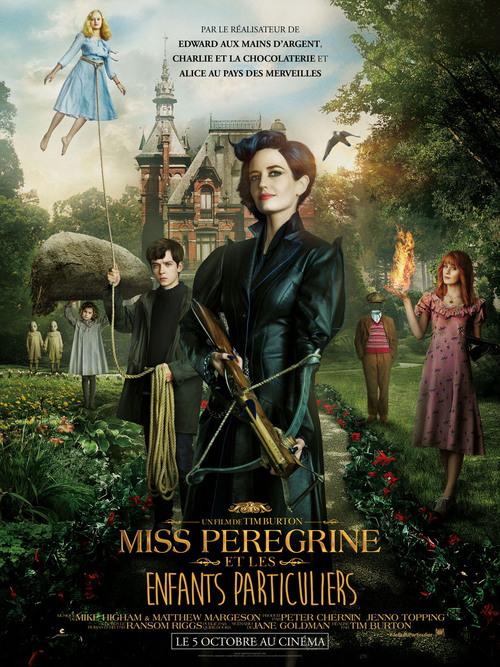 """Bonsoir a l'honneur : """" Miss Peregrine et les enfants particuliers """""""