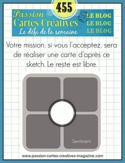 Passion Cartes Créatives #455