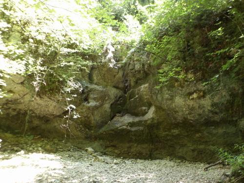 Le sentier des trois cascades