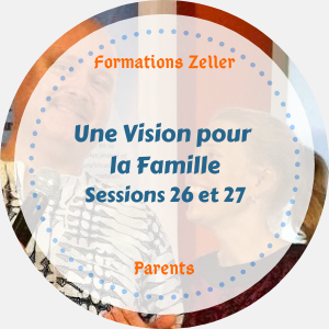 Formations Parents - Guy et Joële Zeller