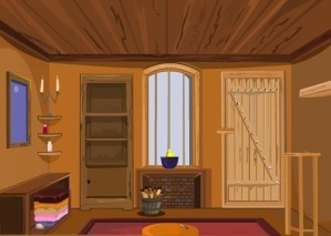 ENAGames - Beautiful wooden house escape